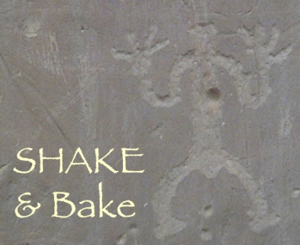 Shake and Bake (Rock Carving Arizona - p.bustin 2004)