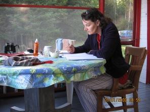 editting a 3day novel