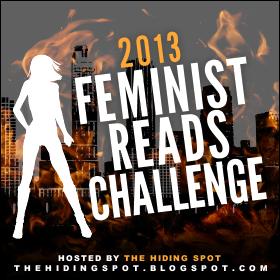 2013 Feminist Reads Challenge