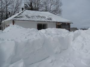Serious Snow