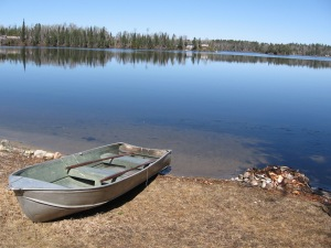 April 02, 2012 - the boat goes in
