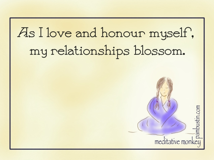 DAY FOUR of the Miraculous Relationships 21 Day Meditation Challenge with Deepak and Oprah