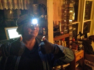 Head Lamp - good to go!