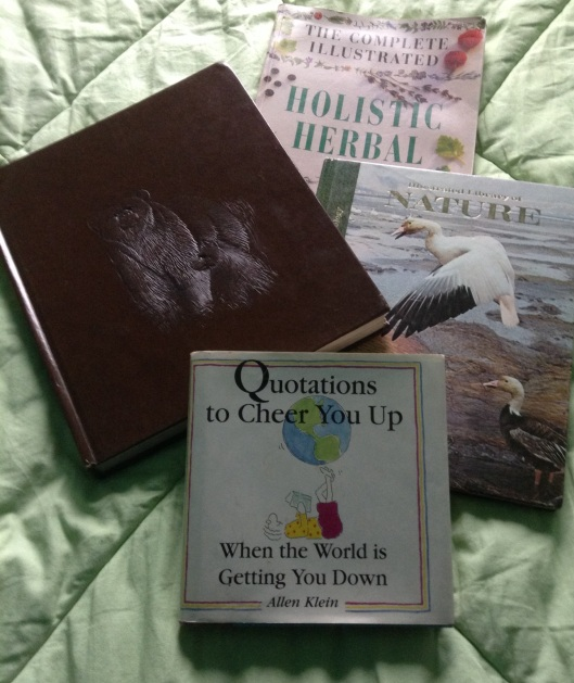 4 books