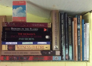 Inspiration bookshelf 3DNC 2015