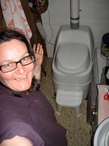 Composting Toilet Hooray!
