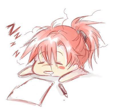 sleepy-writer